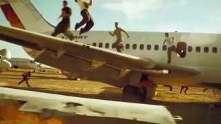 【跑酷Parkour】當聽到機場最後廣播你的名字上飛機怎麼辦?趕飛機最新招式大公開