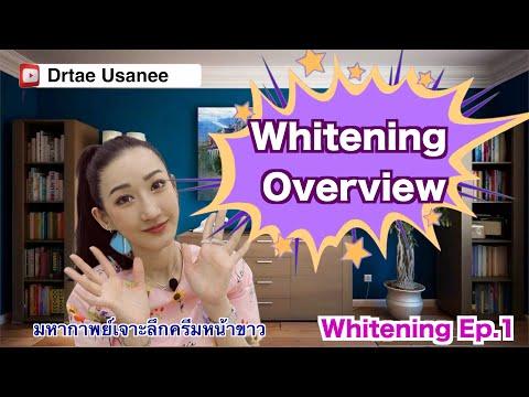 เจาะลึกSkin Whitening Cream Ep.1 พื้นฐานการเลือก Whiteningโดยหมอเต้