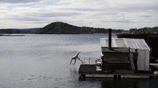 Молодые норвежцы желают заразиться коронавирусом