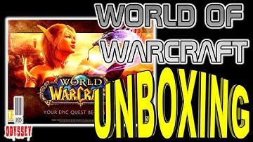 World of Warcraft: Battlechest - Unboxing