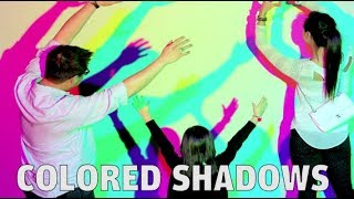 Colored Shadows Demo | Exploratorium
