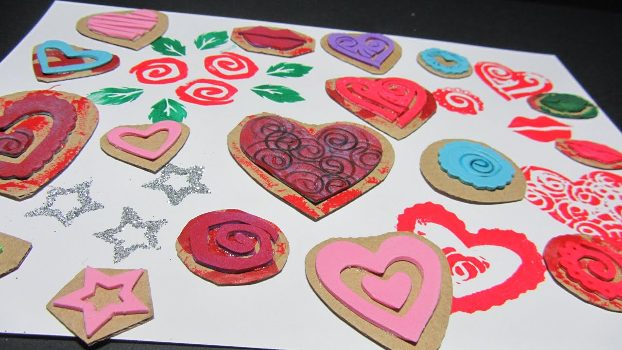 como hacer sellos personalizados how to make stamps