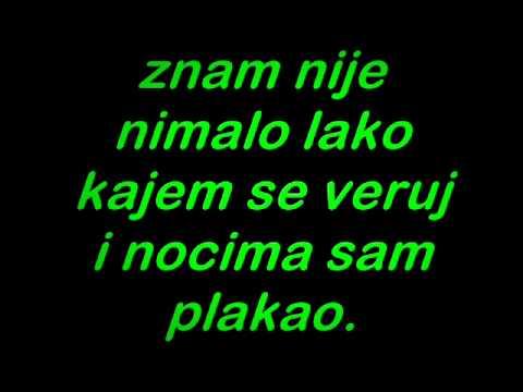 Mr Black Vrati mi se + (Lyrics).wmv