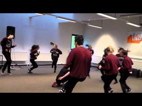 UCL'sGot Talent Ice Crew