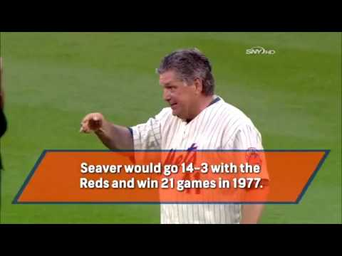 Looking back 40 Years: The New York Mets trade Tom Seaver