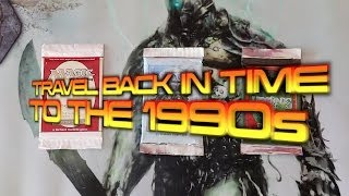 MTG - Travel Back In Time To The 1990s! Fallen Empires! Ice Age! Homelands! Magic: The Gathering