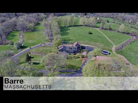Video of 101 Daunt Road | Barre, Massachusetts real estate & homes by Brian Cirelli