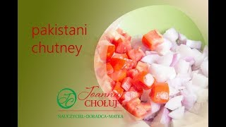 How To Make The Pakistani Hot Tomato Chutney - Five Elements Cuisine