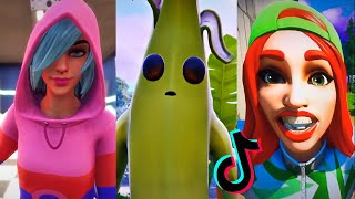 TIK TOK FORTNITE COMPILATION 53 ✅ BEST MOMENTS + FAILS + LAUGHTER + FUNNY + DANCE + MEMES