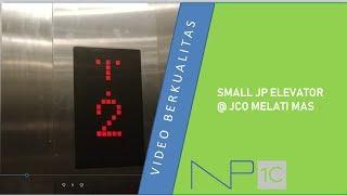 Small JP Elevator @ J'CO Melati Mas