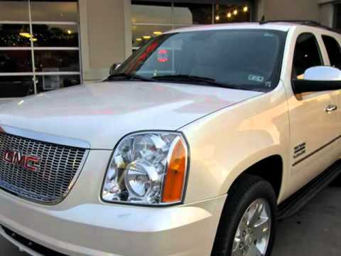 2011 gmc yukon slt texas edition with leather and 20 inch. Black Bedroom Furniture Sets. Home Design Ideas