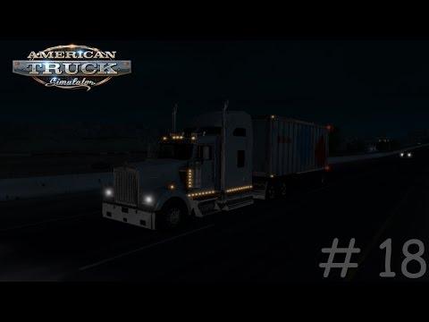 American Truck Simulator #18 Flagstaff-Tucson