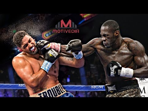 5 Times Deontay Wilder SHOCKED The Boxing World