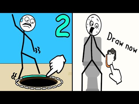 Draw Puzzle 2 (WEEGOON) Level 301-400 Android Gameplay Walkthrough HD - All Levels Solution |