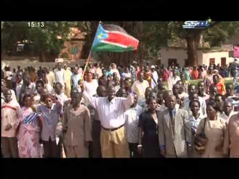 South Sudan قرارا بتعيين برنابا ميريال بنجامين وزيرا للخارجية