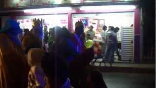 Desfile de dia de reyes en San Pedro Atzompa  05-01-12