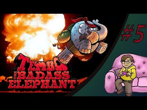 "Comic Plays Tembo the Badass Elephant - Ep 5 ""Cavalcade of Bros"""
