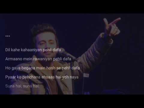 PEHLI DAFA FULL SONG WITH LYRICS FREE DOWNLOAD | ATIF ASLAM