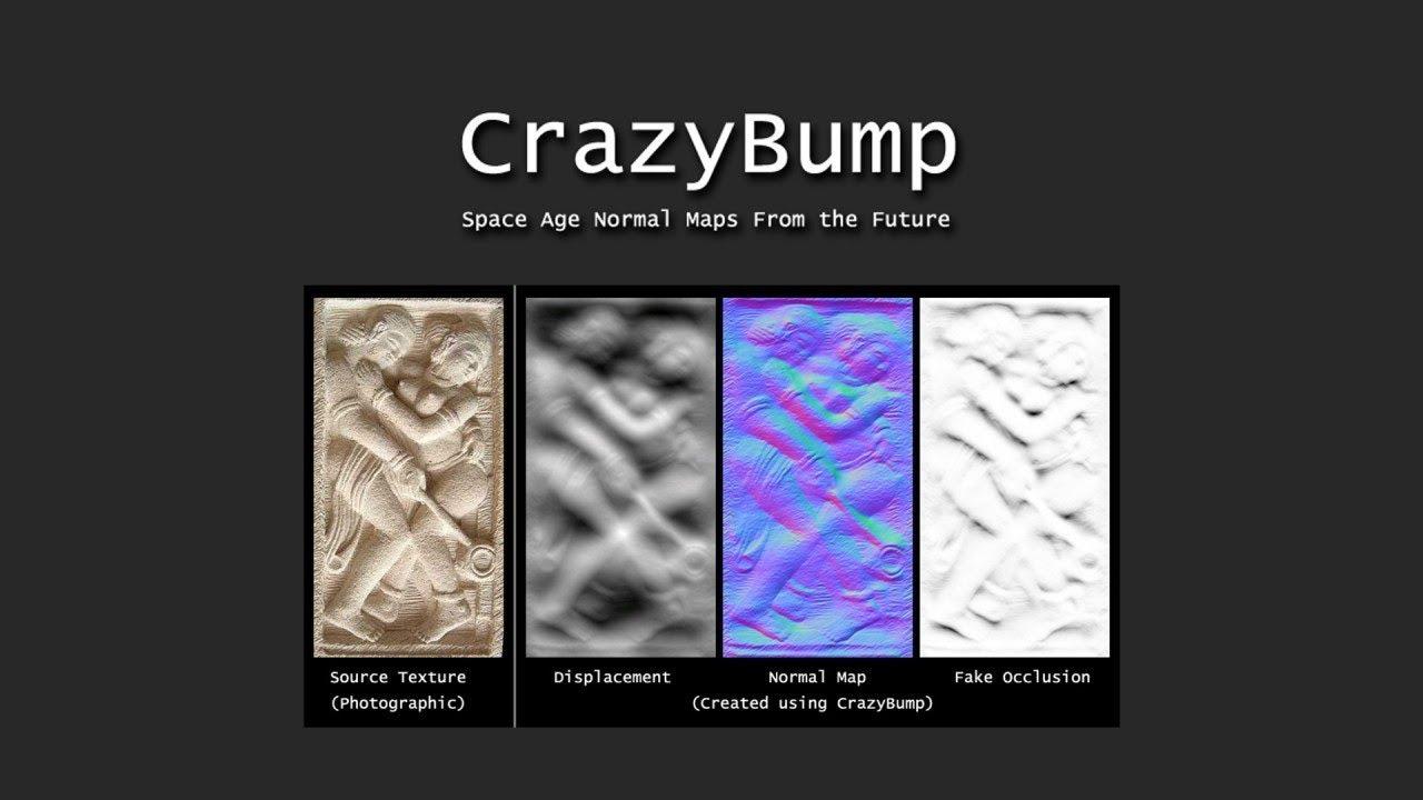 crazybump key