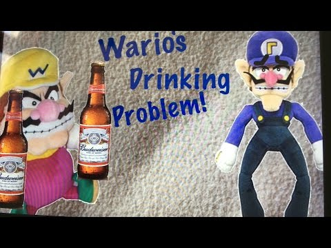 AMB Movie: Wario's Drinking Problem!