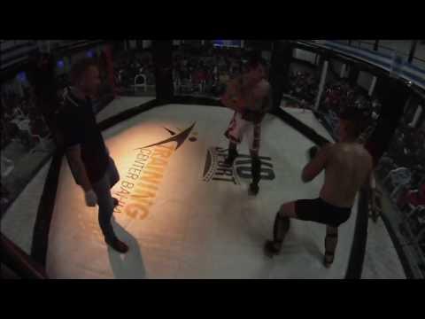 MASTER 8 - Fecha IV - MMA - Nahuel Palacios (Anguila F.C.) vs Gaston Pizarro (Gym Master�s)
