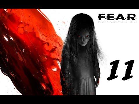 F.E.A.R. прохождение Эпизод 08-2:  Опустошение - точка входа