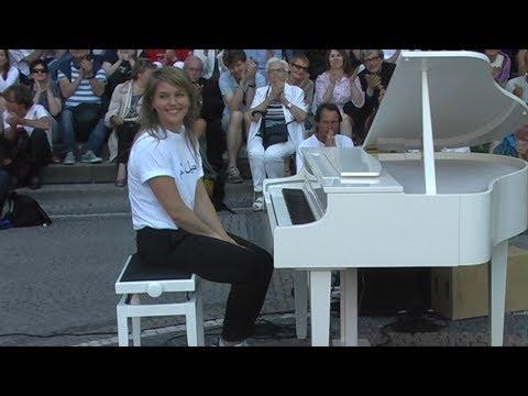 OTTAVIA MARIA MACERATINI, FRIEDENSKONZERT, Chopin, Schumann Liszt, u. a. - FRIEDENSWEG 2017