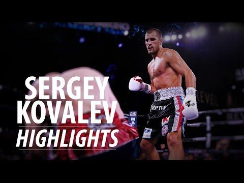 "Sergey ""Krusher"" Kovalev Highlights I Сергей Ковалёв - Вечно Молодой"