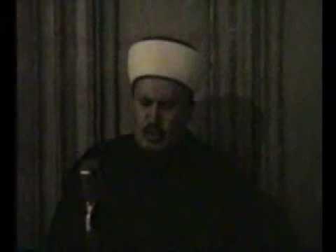 İsmail Biçer-Unutulmaz Aşrı şeriflerinden-beyazıt Camiinde Namaz Sonrası Mihrabiye(leyl-duha)