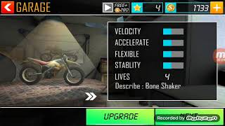 Unique bike stunning game like pubg game