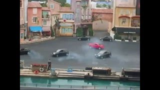 Motor show Disney Land