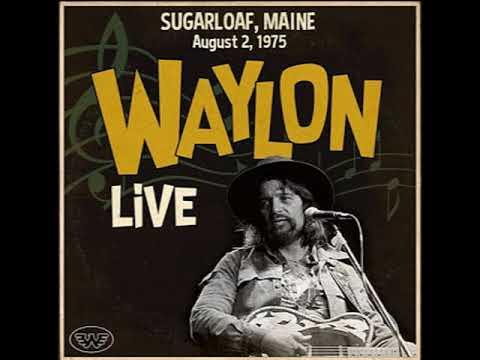 Waylon Jennings - Sugarloaf ME - 0208 1975