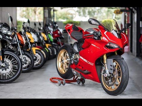รีวิว Ducati 1199 R Panigale หล่อ แรง RARE Ep.19