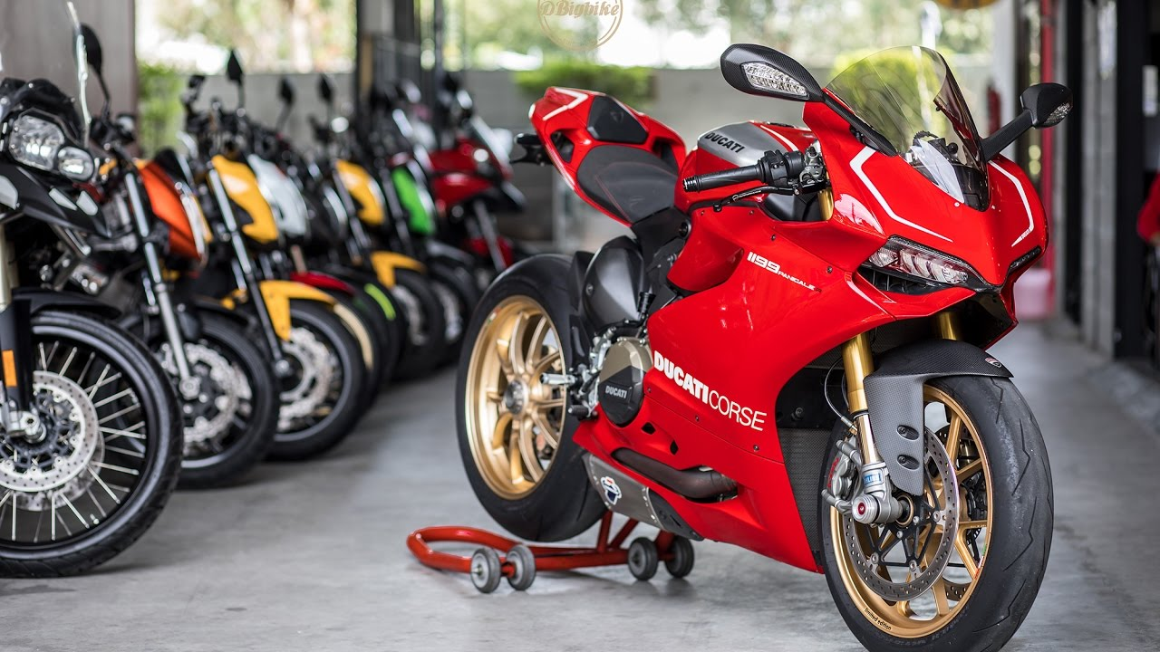 Ducati  Review Youtube
