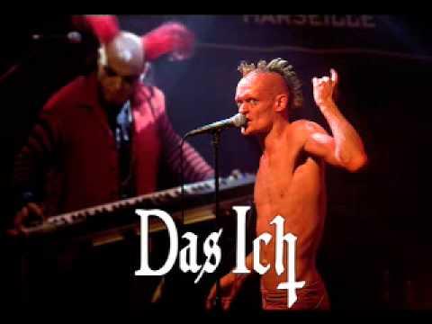Das Ich - Unschuld erde  ( Funker Vogt remix )