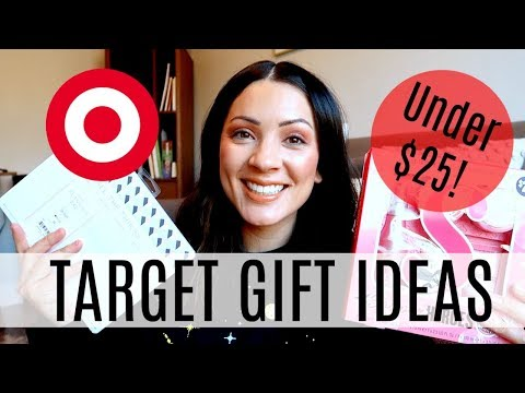 LAST MINUTE GIFT IDEAS FROM TARGET! $25 AND UNDER | GIRLFRIENDS, NEIGHBORS, TEACHERS