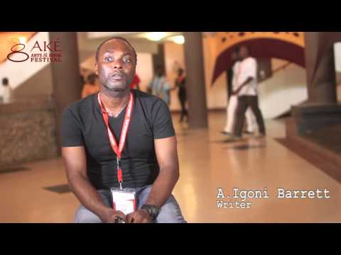 The Nigerian educational system is broken & needs to be fixed- A Igoni Barrett