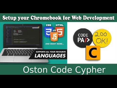 Setup Your Chromebook For Web Development 2019