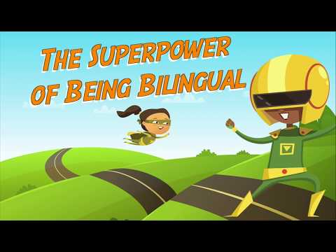 The Superpower of Being Bilingual