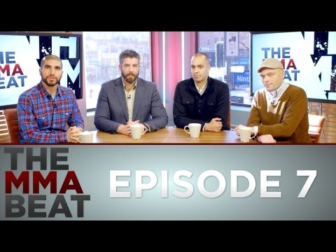 The MMA Beat - Episode 7