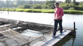 Яйва. Риболовля для ледачих.