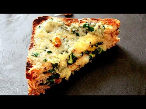 recette-de-croque-monsieur-végétarien-aux-Épinards-₪-pankaj-sharma