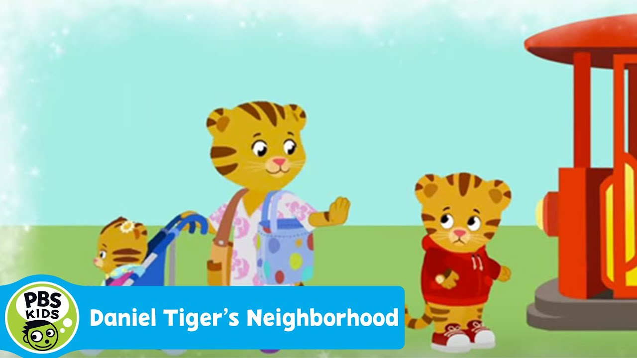 DANIEL TIGER\'S NEIGHBORHOOD | Daniel Wants to Ride Trolley (Song ...