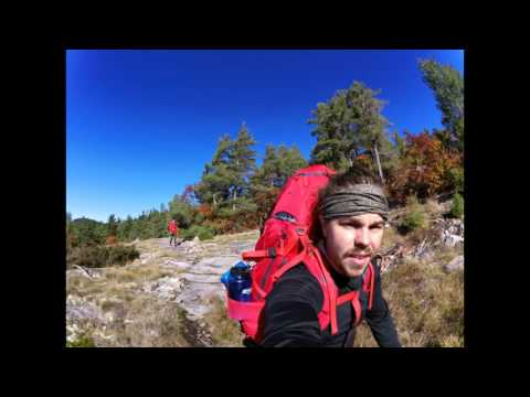 La Cloche Silhouette Trail   Autumn 2015