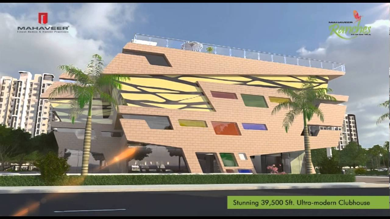 Mahaveer Ranches Ultra Luxury Apartments Off Sarur Road Bangalore