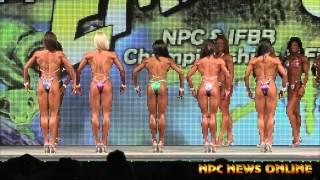 Мое соревнование IFBB Pro Figure Emerald Cup 2014