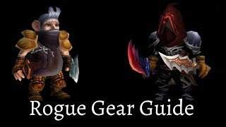 Wow Classic Rogue Gear Guid | Phase 1