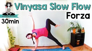 Yoga - LEZIONE COMPLETA 30min - Braccia e spalle forti