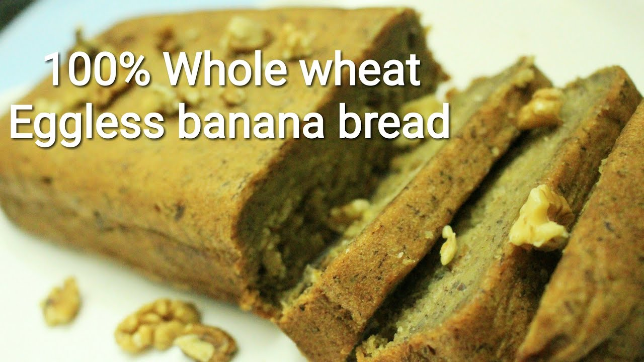 100 whole wheat banana bread eggless whole wheat banana bread 100 whole wheat banana bread eggless whole wheat banana bread banana bread recipe banana cake the everyday cooking forumfinder Gallery
