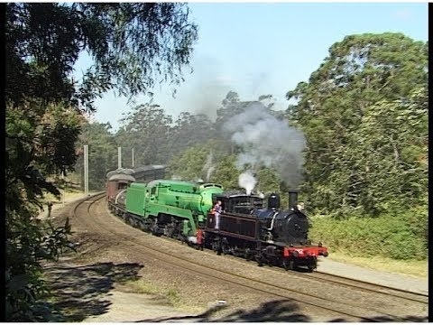 3112 & 3801 - Cockatoo Run - August 2003